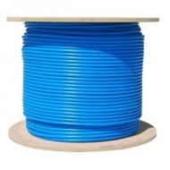 Cat6A  Plenum Solid Copper UL listed 1000ft UTP Networking Cable