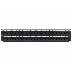 Cat6 48 Port Patch Panel